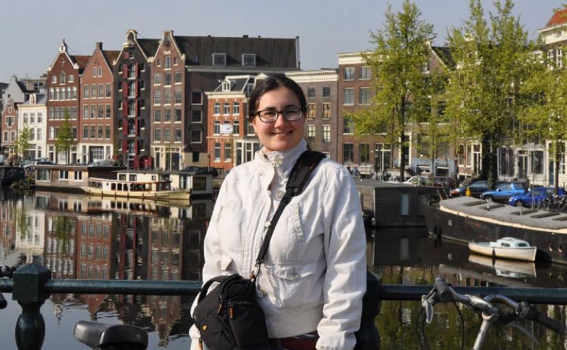 Дюссельдорф, Амстердам: весенняя Европа…