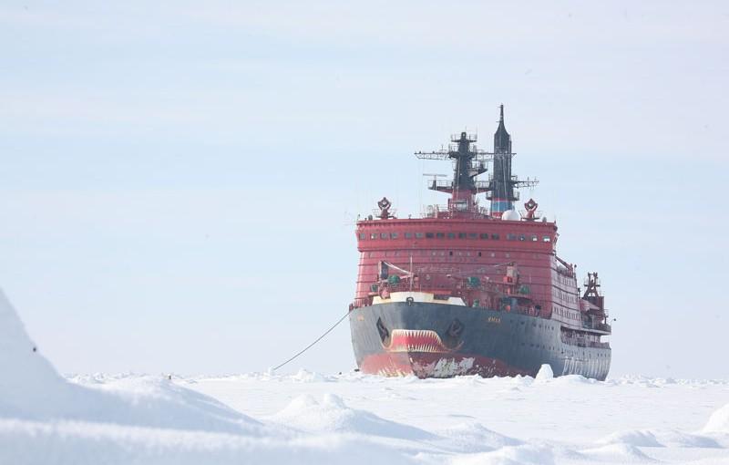 Арктика: Кара-Зима 2015